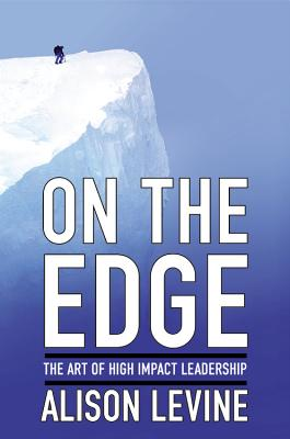 On the Edge By Levine, Alison